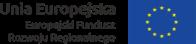 Logo Europejskiego Funduszu Rozwoju Regionalnego