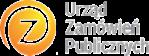 Logo Urzędu Zamówień Publicznych